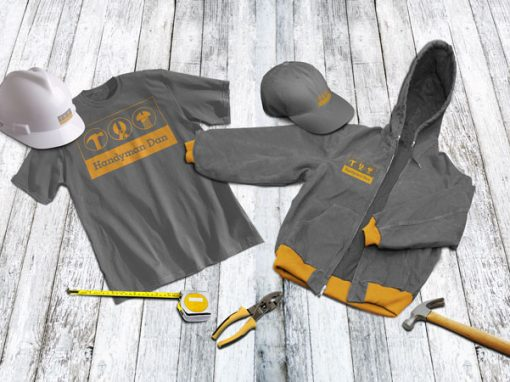 Branding Development for Handyman Dan