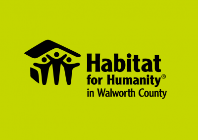 Website Development for Habitat For Humanity In Walworth County